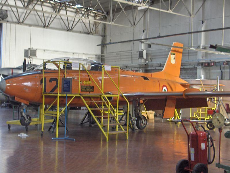 Image of Aermacchi MB.326