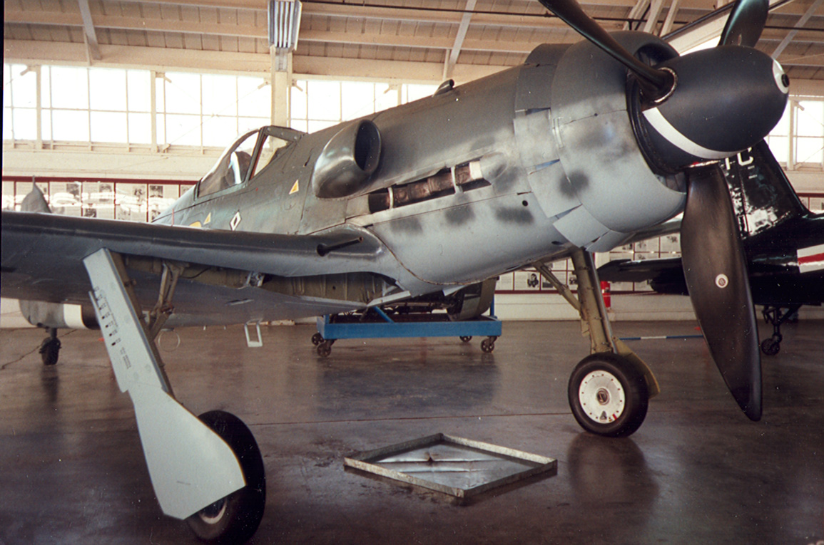 Image of Focke-Wulf Fw 190V-1 to A-4