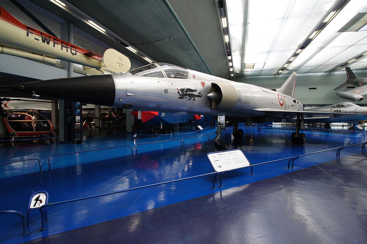 Image of Dassault Mirage III