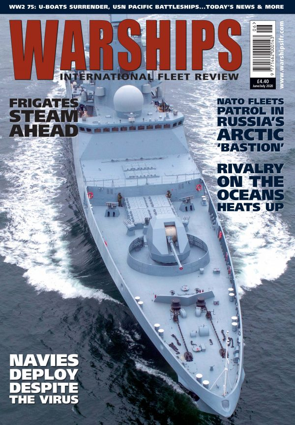 Warships IFR June/July 2020