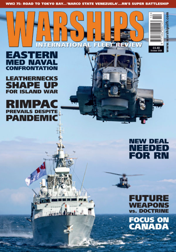Warships IFR Oct 2020