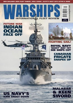 Warships IFR Jan 2021