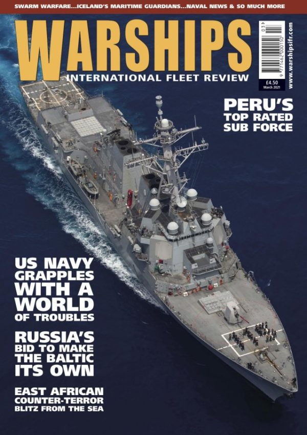 Warships IFR March 2021