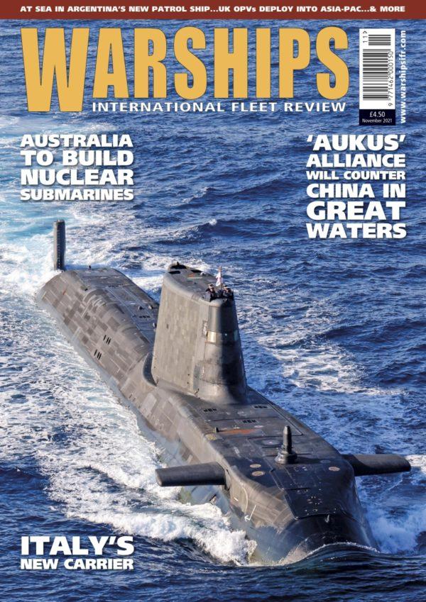 Warships IFR November 2021