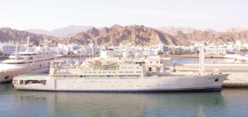 Port of Call - Muscat