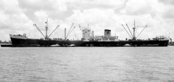 Stephens, Sutton Ltd. The Red 'R' Steamships Co. Ltd.