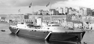 UK ROYAL YACHT TO BE FLOATING GIN PALACE WITH 'NATIONAL SECURITY ROLE'?